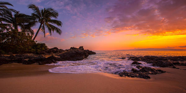 Photograph - Secret Beach by Ryan Smith