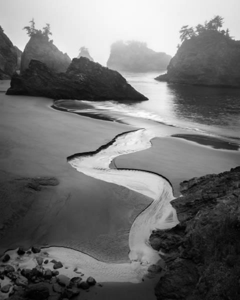 Southern Rock Photograph - Secret Beach by Thorsten Scheuermann