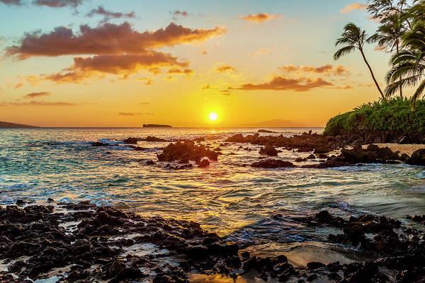 Wall Art - Photograph - Secret Cove Sunset by Kelley King
