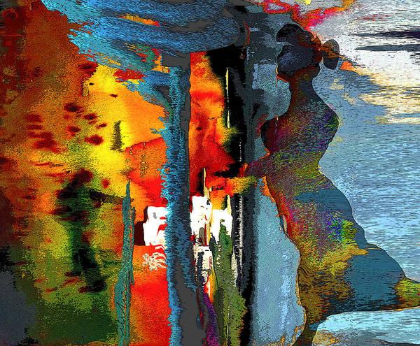 Painting - Secret Date by Miki De Goodaboom