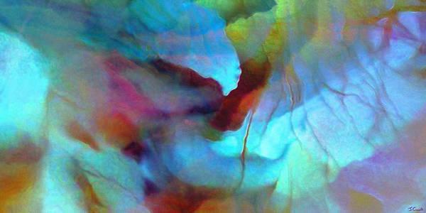 Digital Art - Secret Garden - Custom Version 2 - Abstract Art by Jaison Cianelli