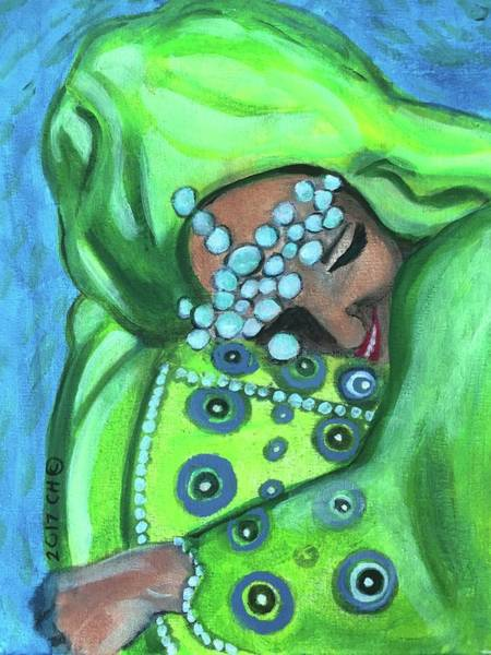 Painting - Secret Joy by Cherylene Henderson