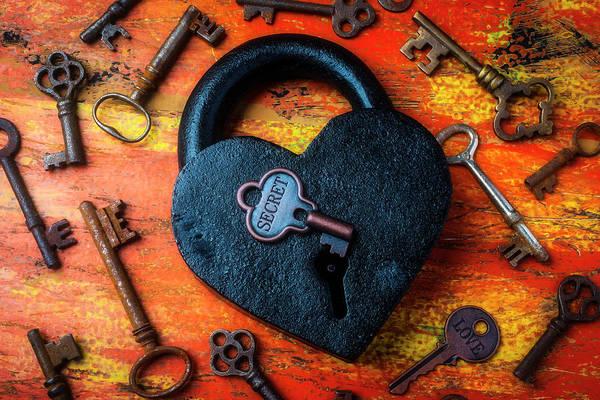 Wall Art - Photograph - Secret Love by Garry Gay