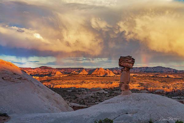 Wall Art - Photograph - Secret Spire Sunset 1 by Dan Norris