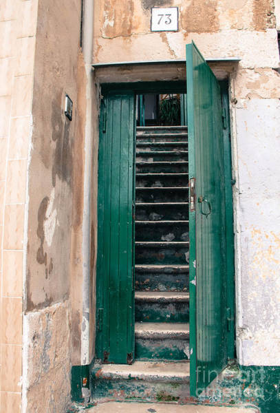 Wall Art - Photograph - Secret Stairs by Amy Sorvillo