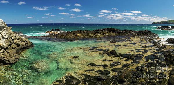 Napili Bay Photograph - Secret Tidal Pool by RJ Bridges