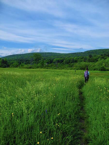 Photograph - Section Hiker In Ma 2 by Raymond Salani III