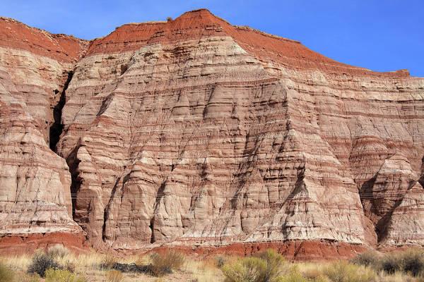 Photograph - Sedimentary Rocks, Utah by Aidan Moran