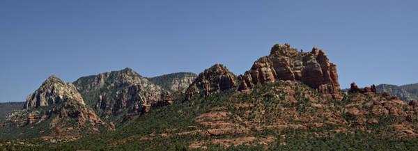Photograph - Sedona Arizona Panorama II by David Gordon