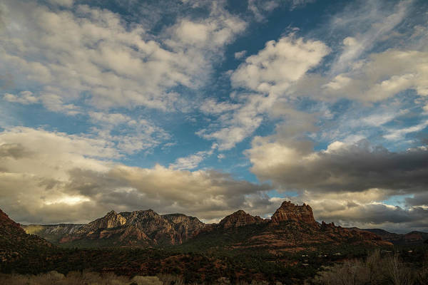 Photograph - Sedona Arizona Redrock Country Landscape Fx1 by David Haskett II