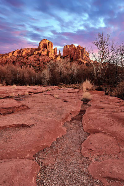 Photograph - Sedona Dusk by Jon Glaser