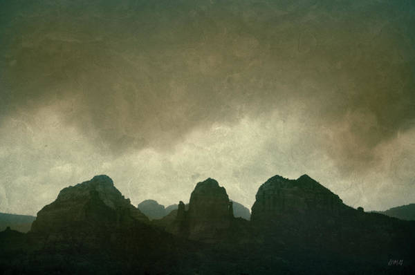 Photograph - Sedona Landscape No. 6 by Dave Gordon