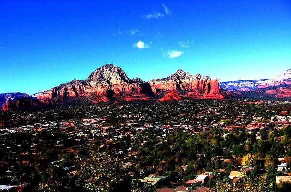 Photograph - Sedona  by Michelle Dallocchio