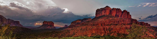 Photograph - Sedona Panorama by Dave Dilli