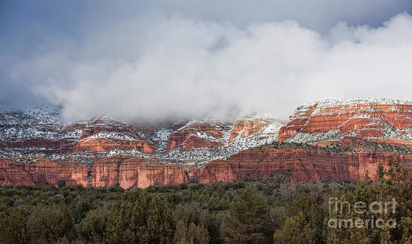 Wall Art - Photograph - Sedona Revealed by Sandra Bronstein