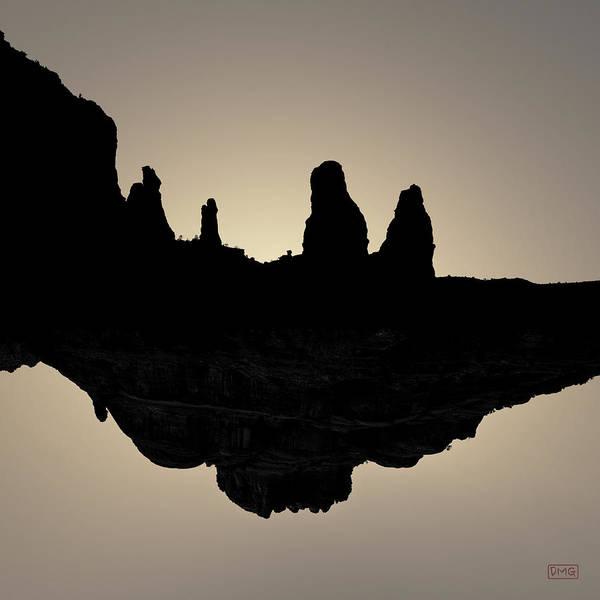 Photograph - Sedona Revisited I Toned by David Gordon