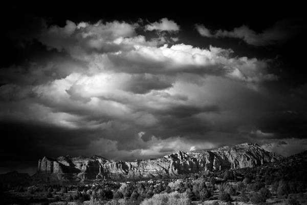 Photograph - Sedona Storm by Christopher Meade