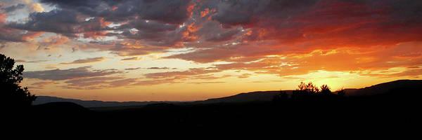 Photograph - Sedona Sunset by Howard Bagley