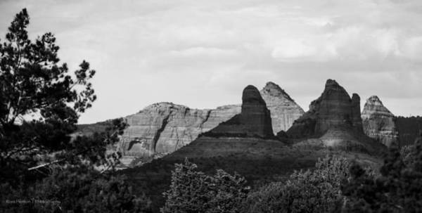 Photograph - Sedona To The North by Ross Henton