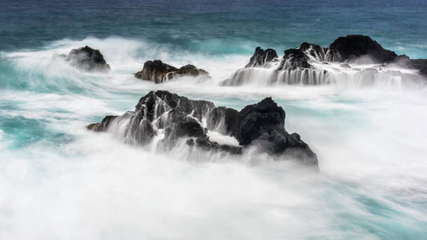 Photograph - Seduced By Waves by Jon Glaser