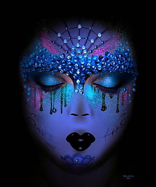 Digital Art - See No Evil, Hear No Evil, Speak No Evil by Artful Oasis