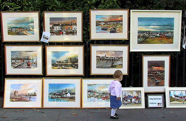 Photograph - 1500 Images Of Ireland........... Buy One A Year And  You Will Have A Starter Collection In 5 Years. by Val Byrne