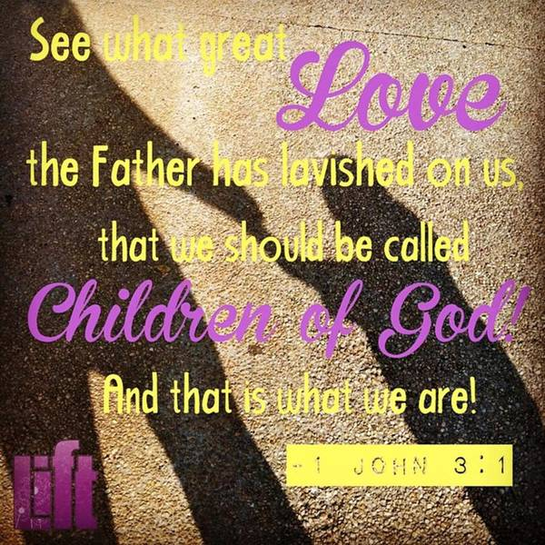 Design Photograph - See What Great Love The Father Has by LIFT Women's Ministry designs --by Julie Hurttgam