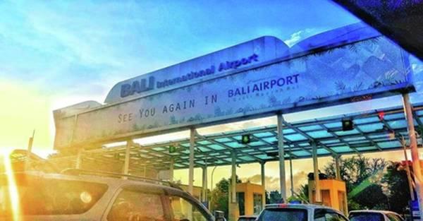 Actor Wall Art - Photograph - See You Soon, Bali!! No by Cheryl Elizabeth Taylor