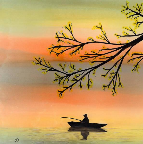 Painting - Seeking Solitude by Eli Tynan
