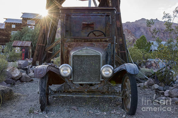 Photograph - Seen Better Days by Eddie Yerkish