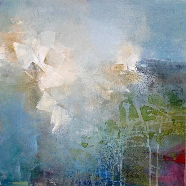 Wall Art - Painting - Segments by Karen Hale