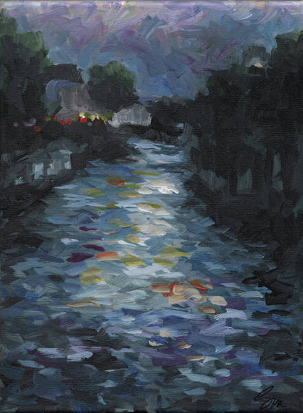 Painting - Seine by Susan Moore