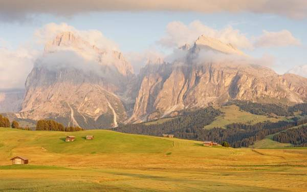Photograph - Seiser Alm by Stephen Taylor