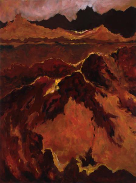 Painting - Seismic Shift by Tara Moorman