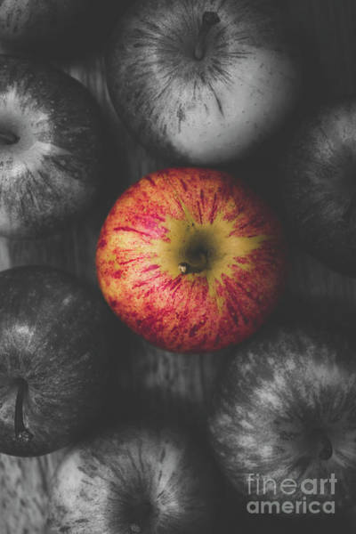 Wall Art - Photograph - Selective Colour Still Life Fruits by Jorgo Photography - Wall Art Gallery
