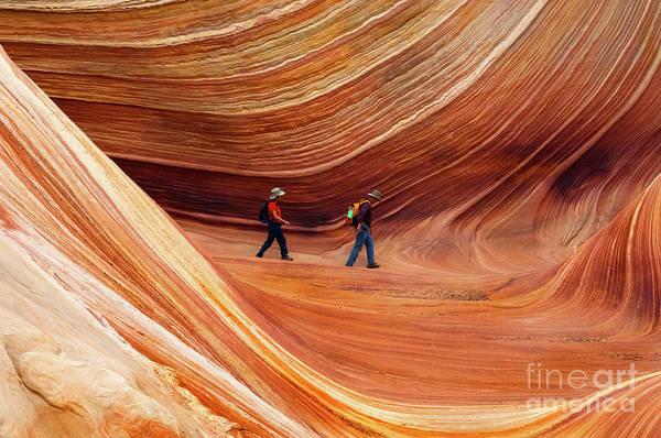 Wall Art - Photograph - Seeking The Wave by Bob Christopher