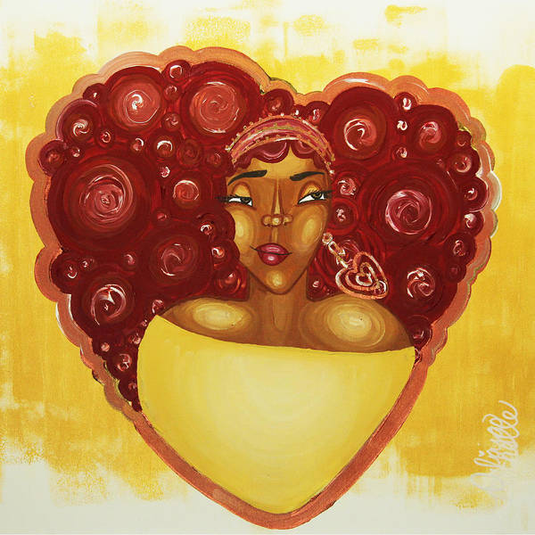 Painting - Self Love by Aliya Michelle