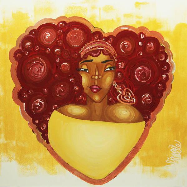 Painting - Self Love by Aliya Michelle