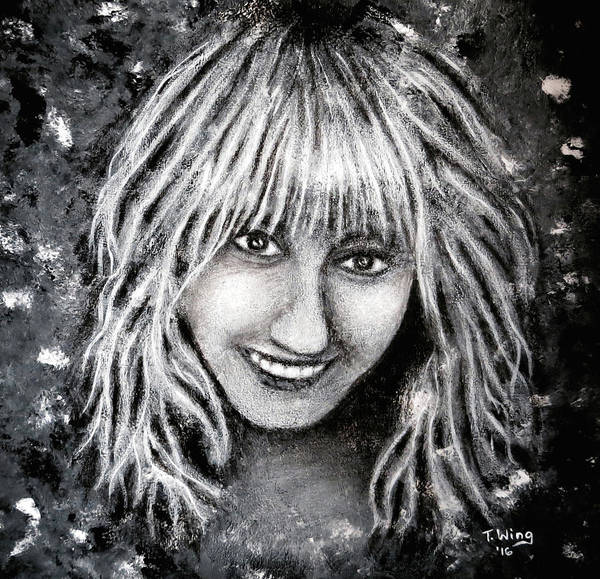 Self Portrait #1 Art Print