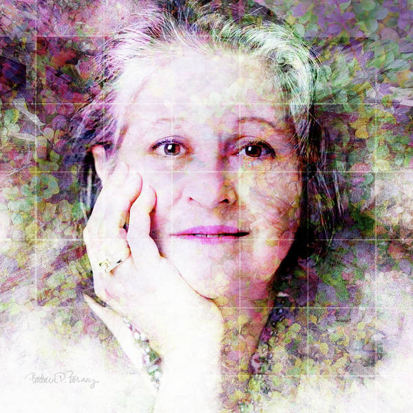 Digital Art - Self Portrait by Barbara Berney