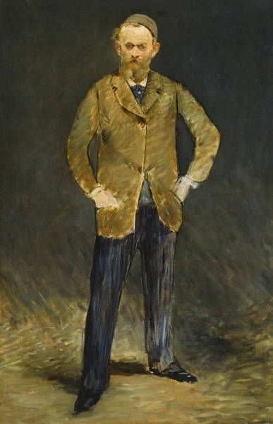 Painting - Self-portrait by Edouard Manet