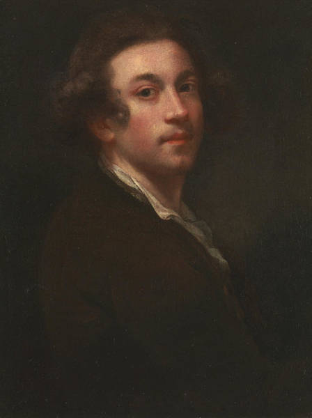 Painting - Self-portrait by Joshua Reynolds