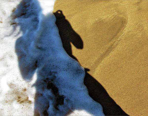 Photograph - Self-portrait No. 1 by Kathy Corday