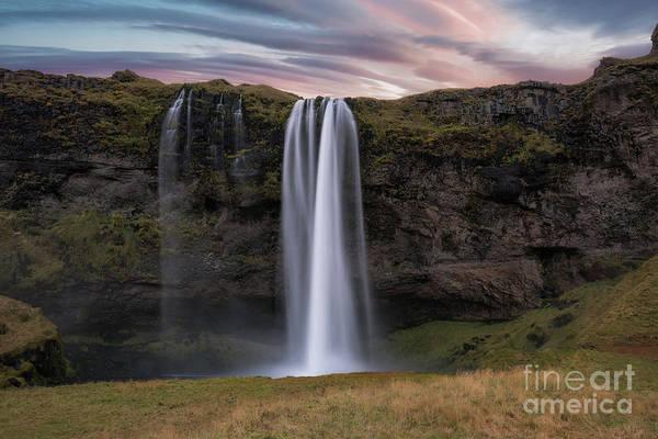 Photograph - Seljalandsfoss by Michael Ver Sprill