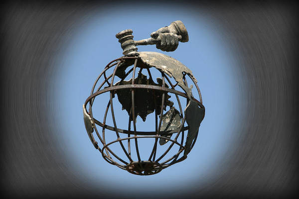 Photograph - Sell The World by Patricia Montgomery