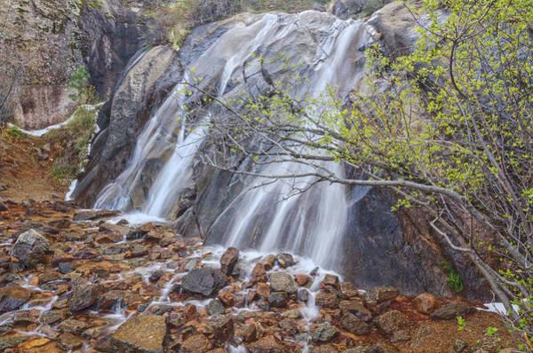Helen Hunt Falls Photograph - Selu, The Cherokee Nature Goddess  by Bijan Pirnia