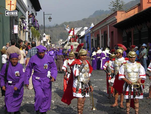 Photograph - Semana Santa Procession I by Kurt Van Wagner