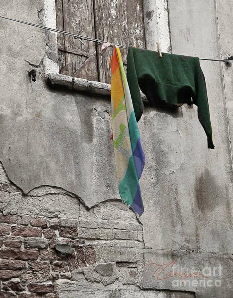 Photograph - Semplicita - Venice by Tom Cameron