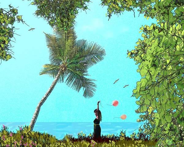 Digital Art - Send Me A Sign by Tony Rodriguez