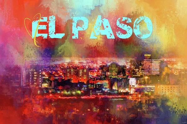 Photograph - Sending Love To El Paso by Jai Johnson